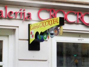 poklon galerija Crocrodeal