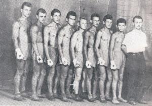 Boksački klub Sloboda 1950.godine