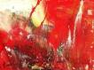 Mladen Žunjić: '' Duboko zeleno '', akril na platnu, 60 x 80 cm