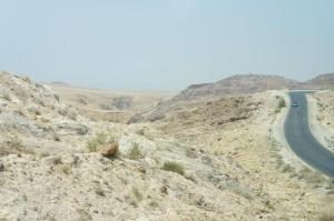 Na putu za Mrtvo more
