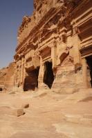 Petra - kraljevska grobnica