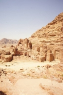 Petra - Nabatejske grobnice