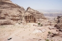Petra - Samostan, zadnja točka unutar arheološkog kompleksa Petra