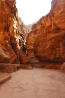 Petra - Siq trail