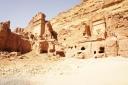 Petra - Street of facades