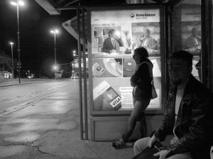 Andro Banovac, ''Zadnji autobus''
