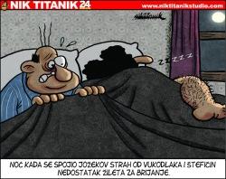 Nik Titanik, likovna radionica Mali ZILIK
