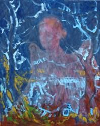 Alfred Freddy Krupa, ''Gea'', ulje na platnu
