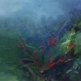 Ana Cerovski, ''Podmorje'', kombinirana tehnika