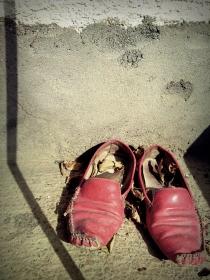 Dalibor Brlek Slavenski, ''Crvene cipelice za Kanzas'', fotografija