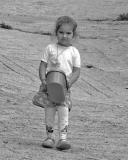 Rajko Đedović, ''Djevojčica iz moje ulice'', fotografija