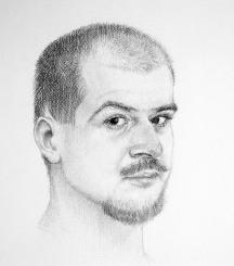 Alfred F. Krupa: ''Autoportret''