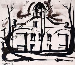 Alfred Freddy Krupa: ''Kino Edison'', lavirani tuš, 1992.