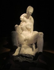 ''Ivan Meštrović – tjelesnost i erotika u kiparstvu''