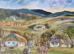 Slavica Lulić (Virovitica), ''Jesen''