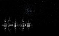 Robert Štimec, ''Svjetla u noći'', digitalna grafika, 62x100 cm