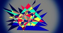 Stjepan Kulfa, ''Moja korona -- CroOna'', digital art
