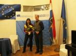 Krešimira Gojanović, Alfred Freddy Krupa, Europski dom Zagreb
