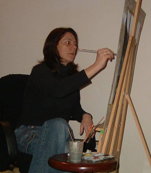 Ivana Kolić, ''Za štafelajem''