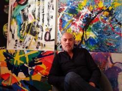 Mladen Žunjić, ''Slikarska soba''