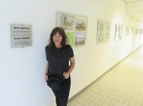 Krešimira Gojanović, Mala galerija ekonomskog fakulteta Ljubljana