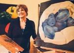 Sonja Šimatić, ''Moj zagrebački atelier prije potresa''