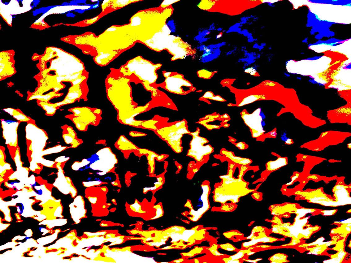 Andrej Zbašnik, ''Eksperimentalna forma'', digitalna grafika, 21x30 cm