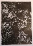 Karla Horvat, ''Sjene I'', tuš na papiru, 35x24,5 cm