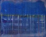Valentina Marđetko, ''Odrazi II'', akril na platnu, 24x30 cm