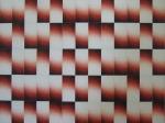 Adrijana Šuran, ''Digitalna ljubavna simfonija'', kolaž na papiru, 70x100 cm