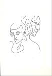 Tamara Bućan, ''Jednaki u različitosti'', žica, A4