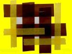 Andrej Zbašnik, ''Ekstravagantna komunikacija'', digitalno slikarstvo, A4