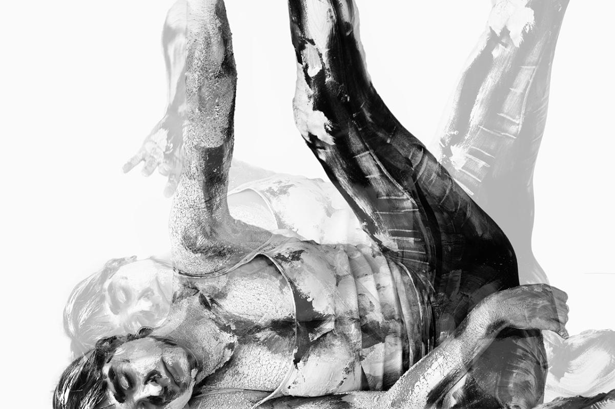 Silvia Golja, ''Ljubav'', iz serije ''Slika u pokretu'', fotografija