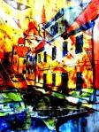 Andrej Zbašnik, ''Čabar, verzija 2020'', digitalno slikarstvo, 30x21 cm