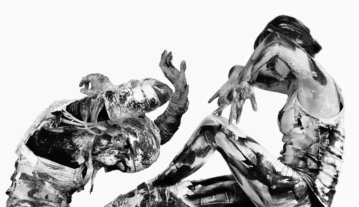 Silvia Golja, ''Mržnja'' iz serije ''Slika u pokretu'', fotografija
