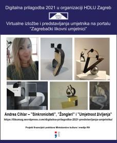 """Andrea Cihlar - """"Sinkroniciteti"""", """"Žongleri"""" i """"Umjetnost življenja"""""""