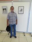 ''4. Zagrebački ljetni likovni salon 2020 - Urbani zapisi'', galerija Kontrast, 2020., Zlatko Isaković