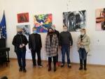 Izložba ''Ekspresije i apstrakcije 2021'', Europski dom Zagreb, 2021.