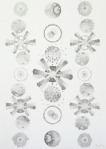 Izabela Hren, ''Unutarnji svemir'', crtež - olovka na papiru, 42x29,7 cm