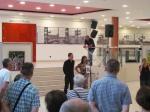 Otvorenje ''3. Zagrebačkog ljetnog likovnog salona 2019'', galerija Kontrast, 2019.