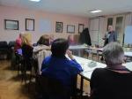 Seminar Roberta Štimeca ''Vidljivi umjetnik'' u prostorima HZSU-a, 2018.