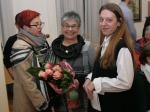 Snježana Šebalj, Antonija Cesarec, Ivana Kolić - izložba ''Susret generacija'', Europski dom Zagreb, 2018.