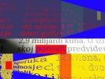 Andrej Zbašnik, ''Redefinicija dekonstrukcije prostora politike 1'', digitalna grafika, A4