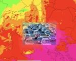 Dubravka Bodulić, ''Ka extremnom UV indexu!'', digitalna grafika