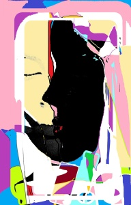 Rada Marković, ''Nevidljive umjetnice'', digital art