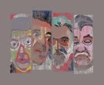 Vanda Jurković, ''Košmar'', digital art, 30x37 cm